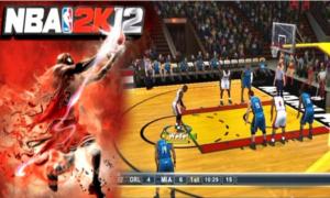 NBA 2K12 free game for windows
