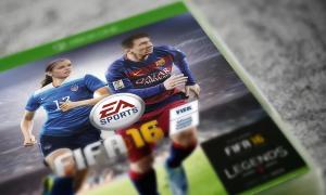 FIFA 16 Free Download PC windows game