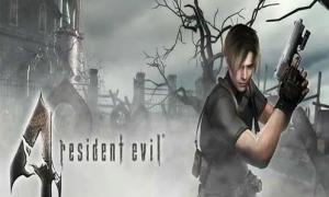 RESIDENT EVIL 4 free full pc game for download