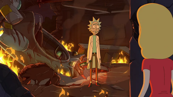 Rick and Morty's season 5 finale broke Rick and the show so both could grow