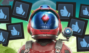 No Man's Sky Finally Has Positive Overall Rating on Steam