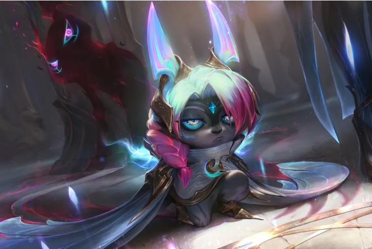 League of Legends' newest champion can chain together one kill after another