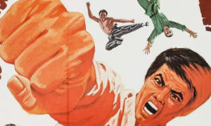 The exact moment kung fu blew up in America