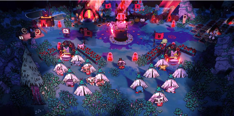 Cult of the Lamb Devs Talk Inspirations and the 'Juxtaposition of Cute and Horror'