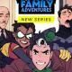 Batman has gone full Webtoon in maybe the best way