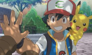 A new Pokémon movie is coming to Netflix in October