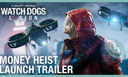 Watch Dogs gets a new mission based on Netflix's Money Heist